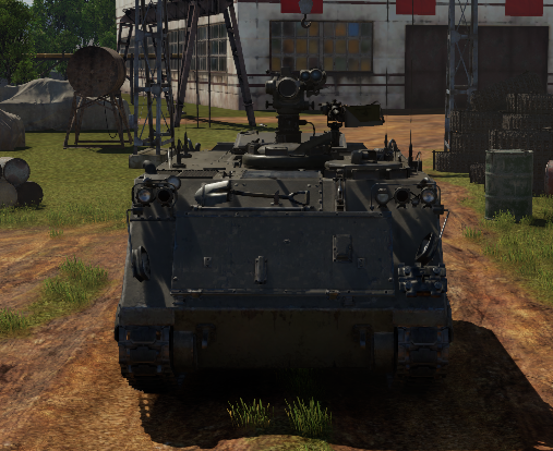 File:M113A1 (TOW) - Front View.png