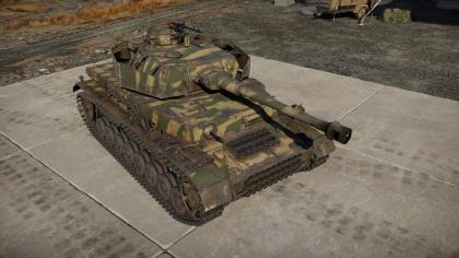 Pz IV J - War Thunder Wiki
