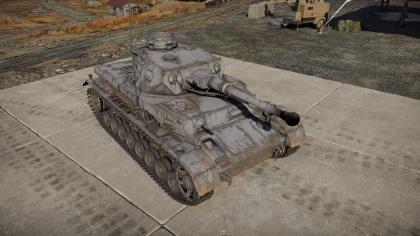 war thunder panzer 4 f2