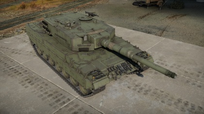 leopard war thunder