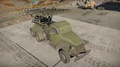 BM-13N - War Thunder Wiki