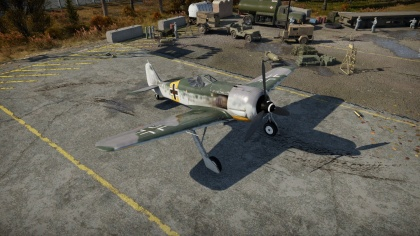 war thunder fw 190a 5