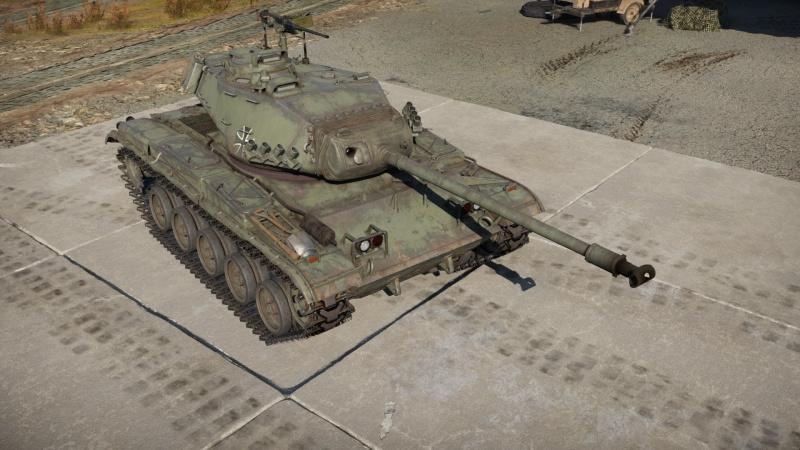 Lekpz M41 War Thunder