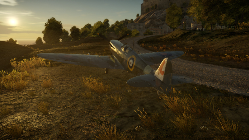 File:Spitfire Mk IIb Pretty Picture.png