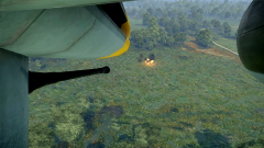 Hs-129 B-3 destroying a ground vehicle.png