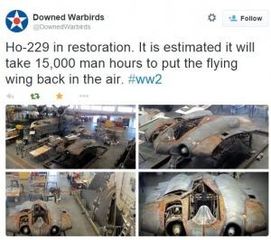 Ho 229 V3 - War Thunder Wiki