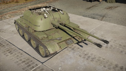 Zsu 57 2 War Thunder Wiki
