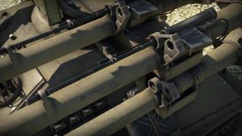 War Thunder M50