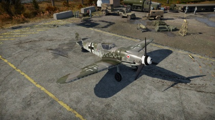 bf 109 g 14 as war thunder