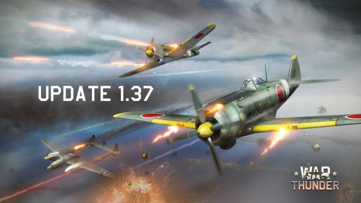 Update 1 37 - War Thunder Wiki