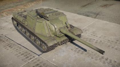 Isu 122 War Thunder Wiki