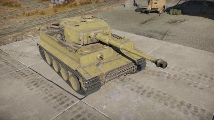 World of tanks japanese tiger