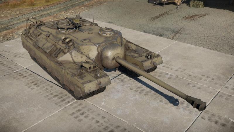 T95 War Thunder