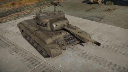 T25 - War Thunder Wiki