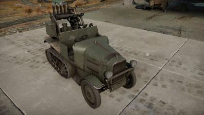 P 7 T AA - War Thunder Wiki