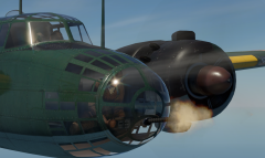 Ki-49-IIb L firing nose turret close-up.png