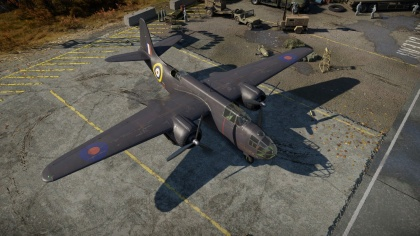 war thunder havoc