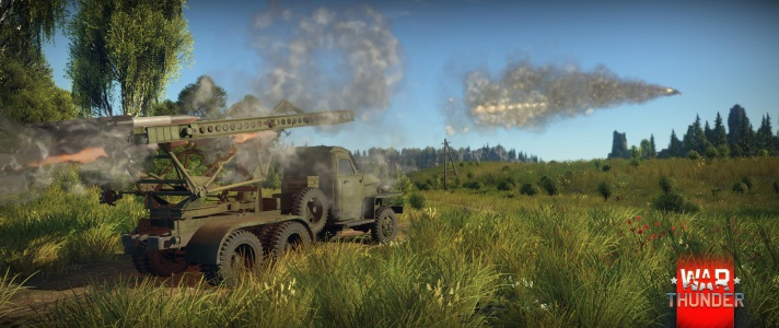 War Thunder Facebook announcement image