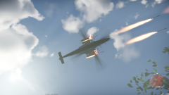 A-129 with Hydra-70 rockets.png