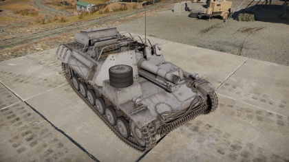 sturmpanzer вар тандер