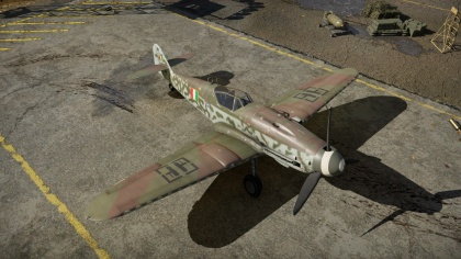 GarageImage Bf 109 G-14 AS Italy.jpg