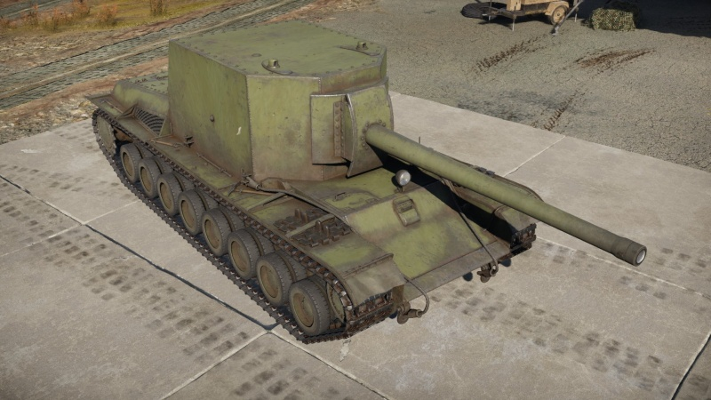 SU-100Y - War Thunder Wiki