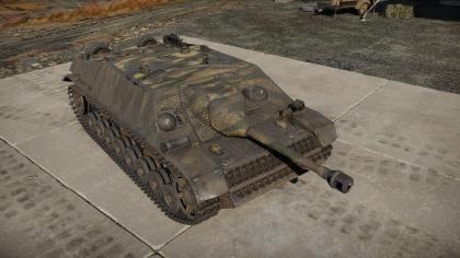 war thunder jagdpanzer iv