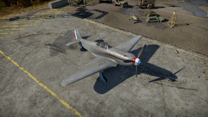 GarageImage Yak-3France.jpg