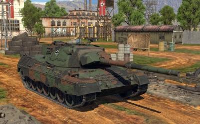 leopard a1 war thunder