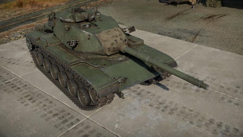 Type 59 War Thunder