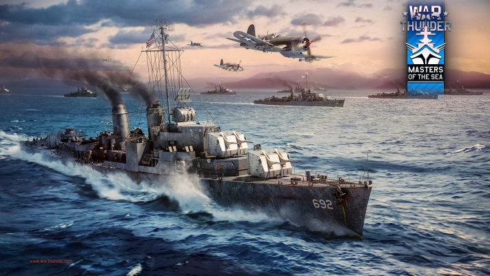 Update 1 83 Masters Of The Sea War Thunder Wiki