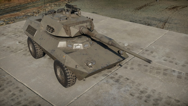 War Thunder Aubl 74